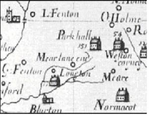 Plot's History of Staffordshire 1686