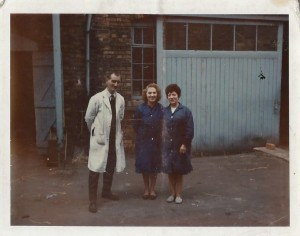 TheWarehouse Staff 1960s