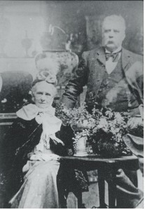Thomas Forester and his wife