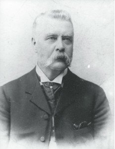 Thos Forester in later life.