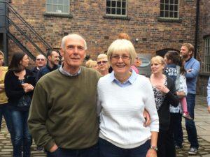 Alan and His Wife Julia